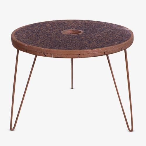 Hairpin tafel van kabelhaspel